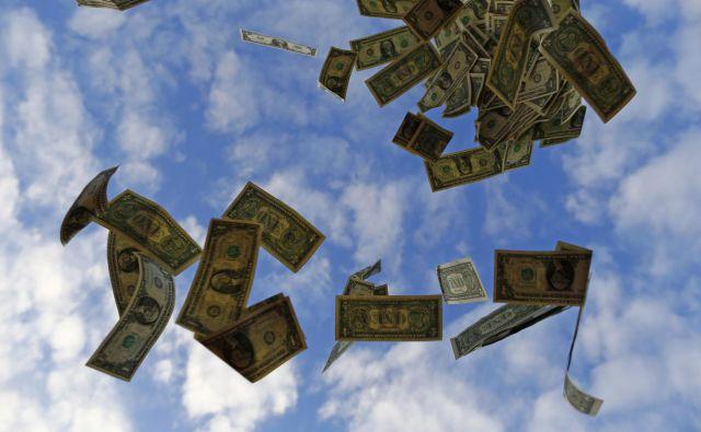 V zahtevnih časih je dostop do likvidnega denarja za finančne ustanove zelo pomemben.<br /> FOTO: Marcelo Del Pozo/Reuters