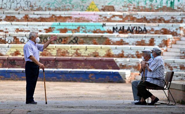 Z novim koronavirusom se je okužilo najmanj 626.000 Špancev.<br /> Foto: Gabriel Bouys/Afp