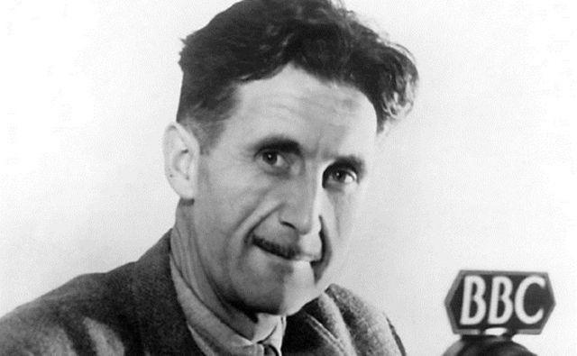 Izšli so pamfleti Georga Orwella. FOTO: Arhiv BBC