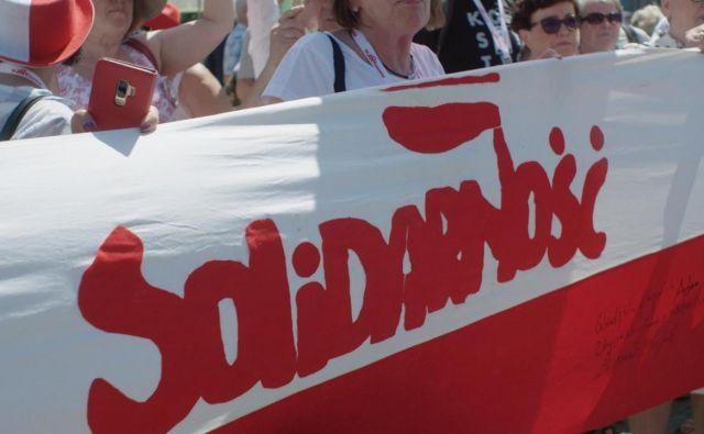 Kako je Solidarnost spremenila Evropo Foto Tv Slo