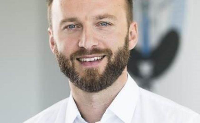 Miha Urek, ustanovitelj Foto 360 Finance Guru