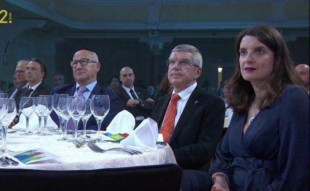 Ministrica za šolstvo se zdaj opravičuje. FOTO: Posnetek zaslona/RTV Slovenija