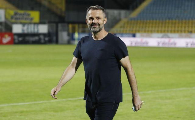 Tudi za Dušana Kosića je tako kot za nogometaše Celja zgodba o Evropi prav posebna. FOTO: Leon Vidic/Delo