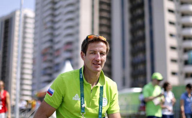 Iztok Čop je bil tudi vodja slovenske olimpijske odprave v Riu 2016. FOTO: Matej Družnik/Delo