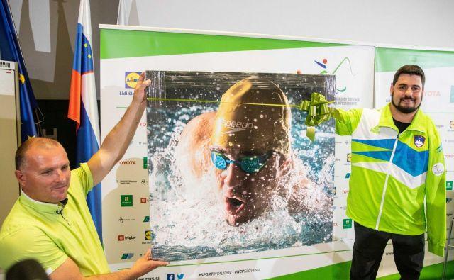 Darko Đurić je junija končal kariero paraplavalca. FOTO: Drago Perko