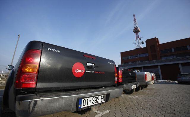 Telekom prodaja Ipko, problem kosovskega hčerinskega podjetja je pešajoče poslovanje. FOTO: Jože Suhadolnik/Delo