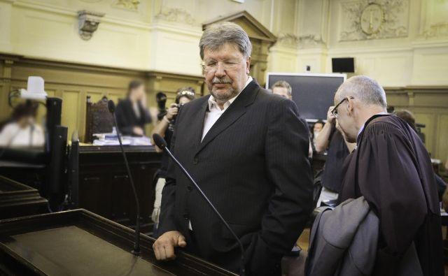 V ponovljenem sodnem postopku bo sodil povsem spremenjen senat. FOTO: Jože Suhadolnik/Delo
