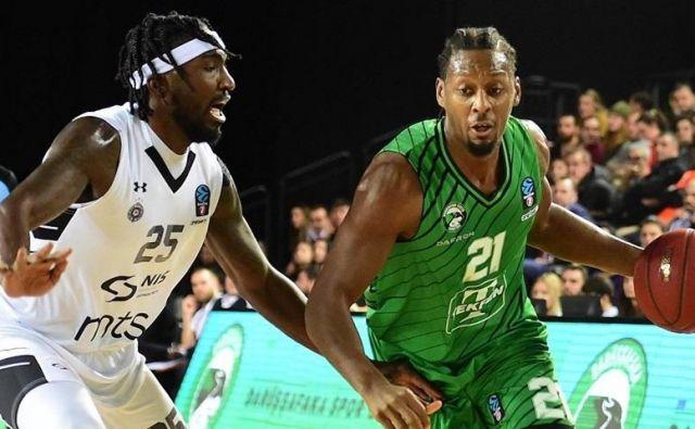 Jarrod Jones je igral za Darušafako.FOTO:Eurocupbasketball