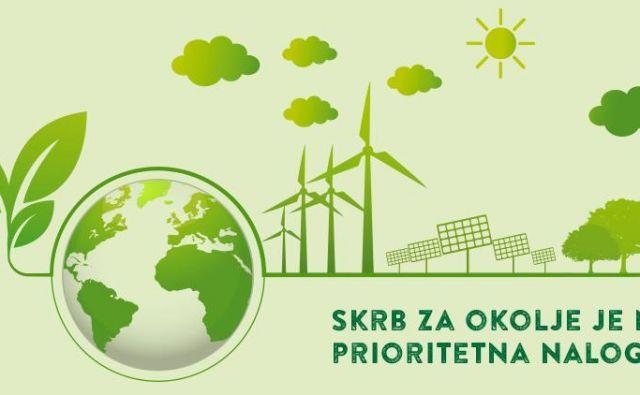 K varovanju okolja lahko prispeva prav vsak. FOTO: Spar