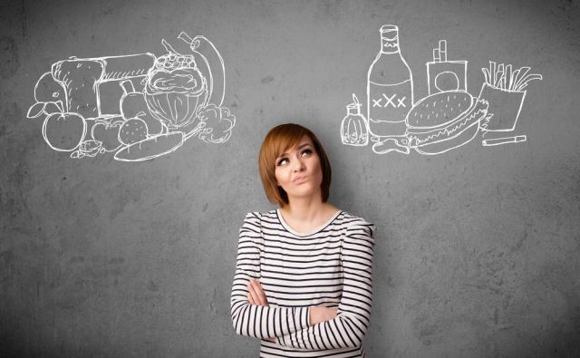 Doktorica znanosti je preverila, zaradi katerih živil se bomo hitreje postarali. FOTO: Shutterstock