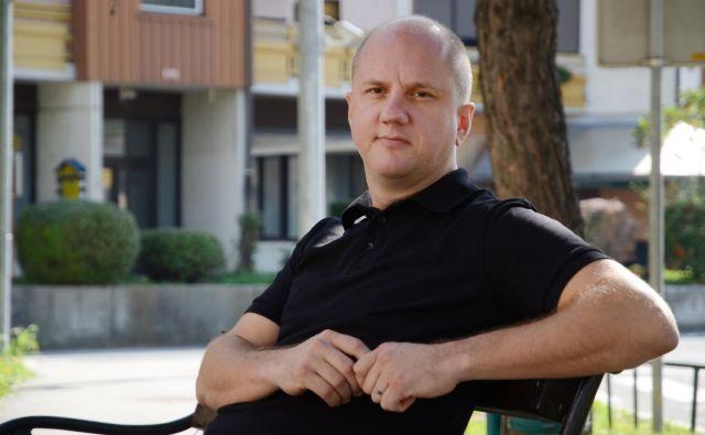 Jani Medvešek, novi direktor Regionalne razvojne agencije Zasavje. FOTO: Osebni arhiv