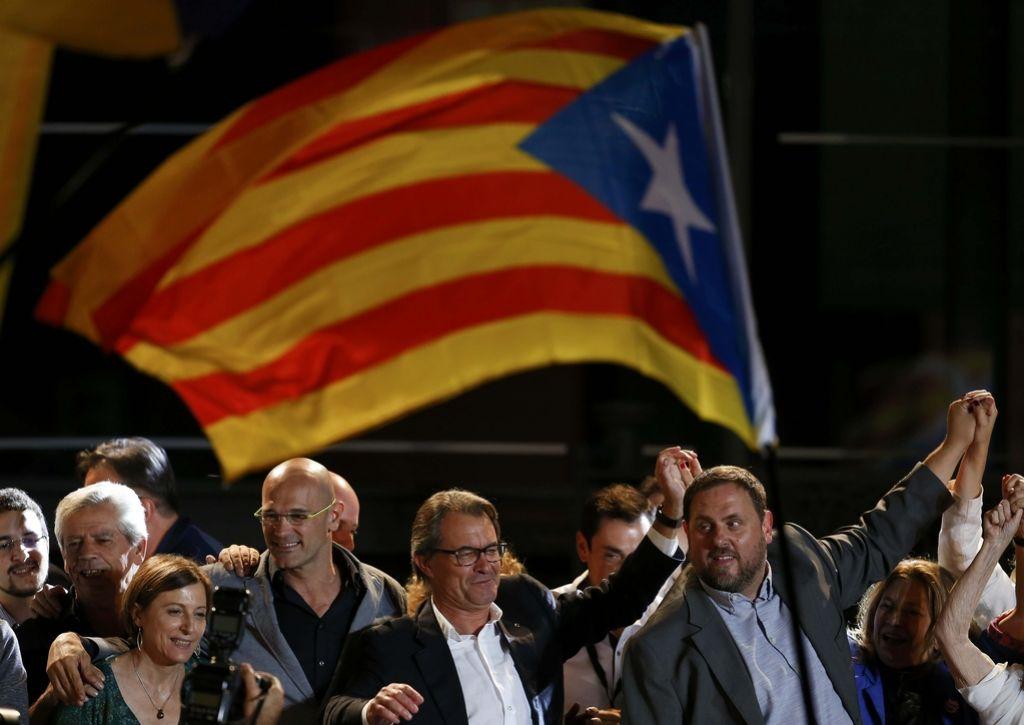 Kmalu odločitev o katalonskih ministrih