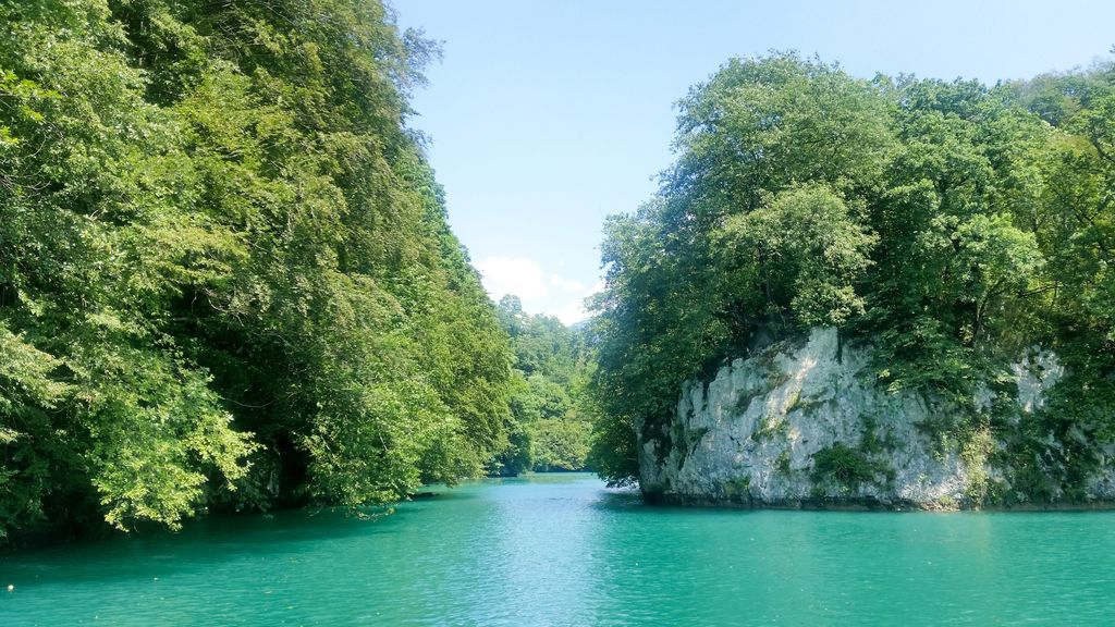 Pogled iz Ozadja: Najlepše vode na svetu