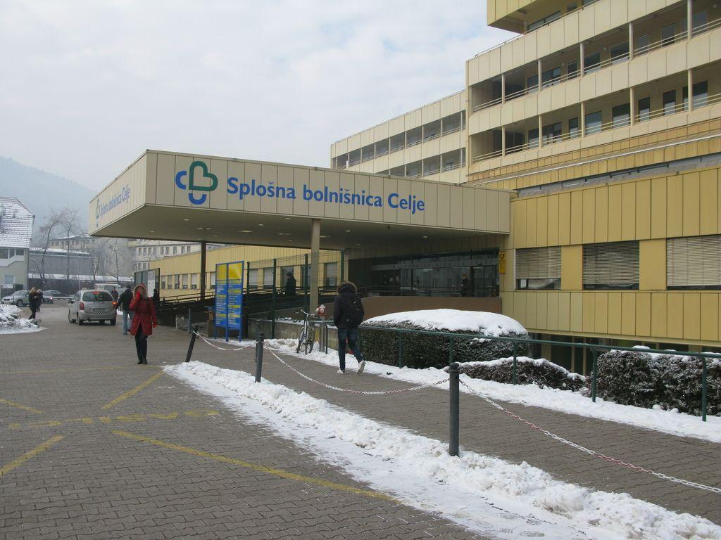 Bolnišnica Celje dobila finančni načrt za iztekajoče se leto decembra