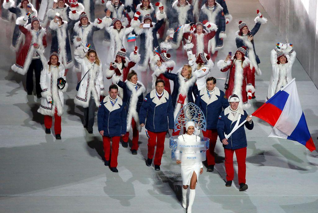 Po hudi kazni za ruske olimpijce bo danes govoril Putin