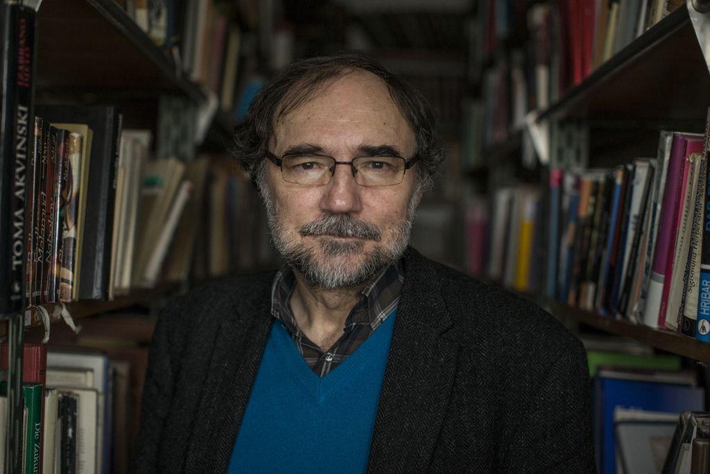 Boris A. Novak: Mojster verza, spomina in nespečnosti