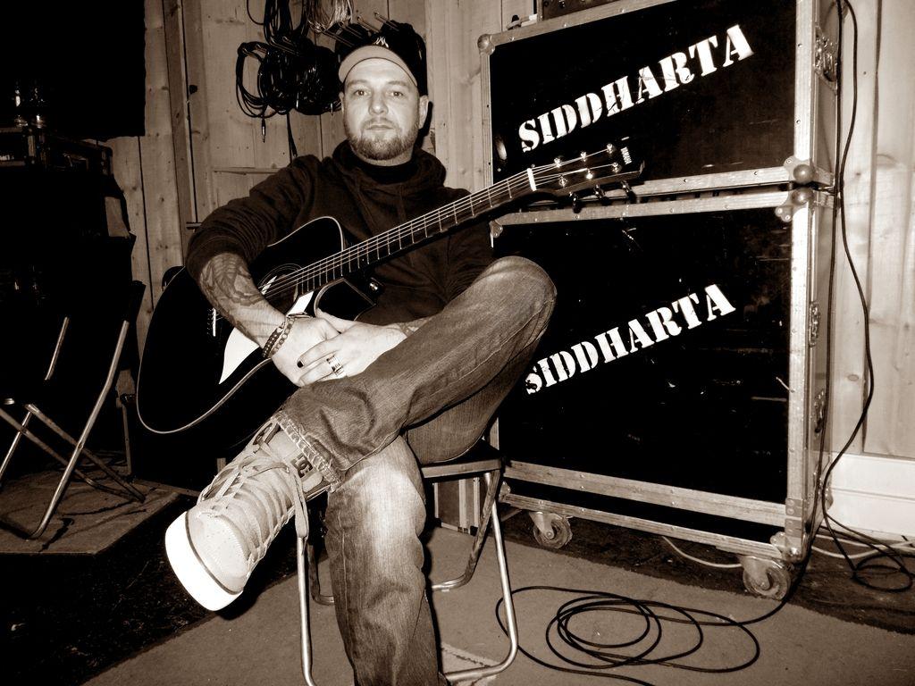 Siddharta - Zapriseženi drugačnosti glasbe