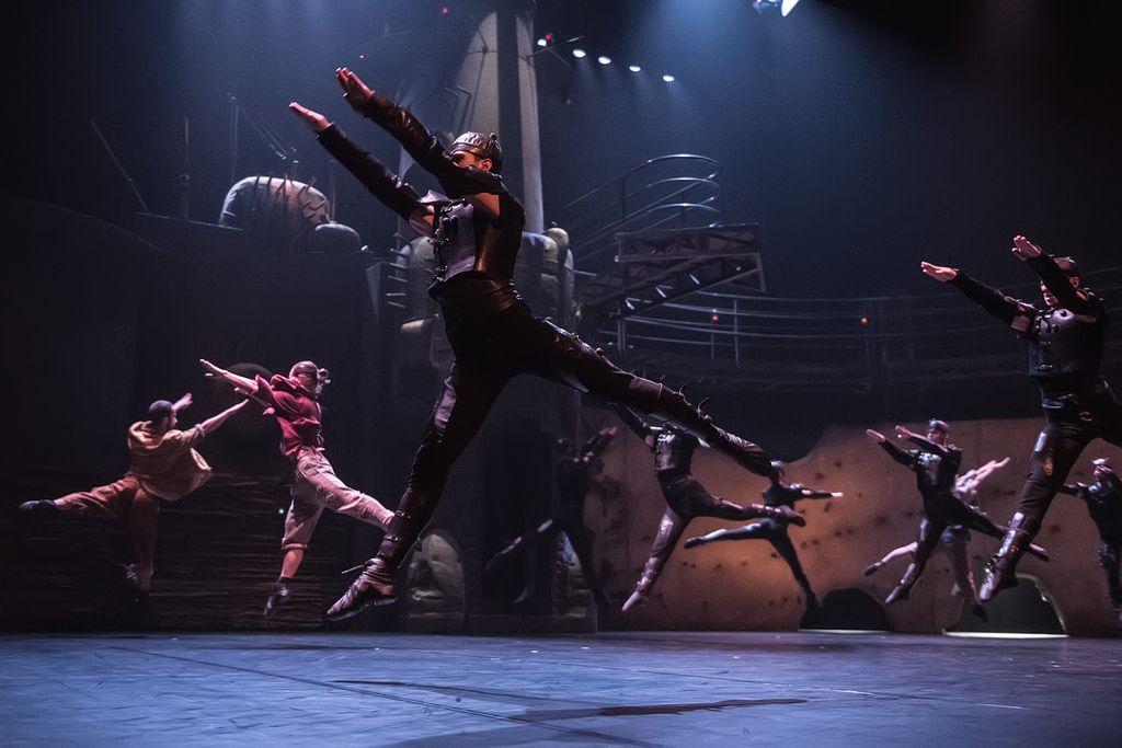 Plesalcem prepustim, da koreografijo nadenejo nase kot oblačilo