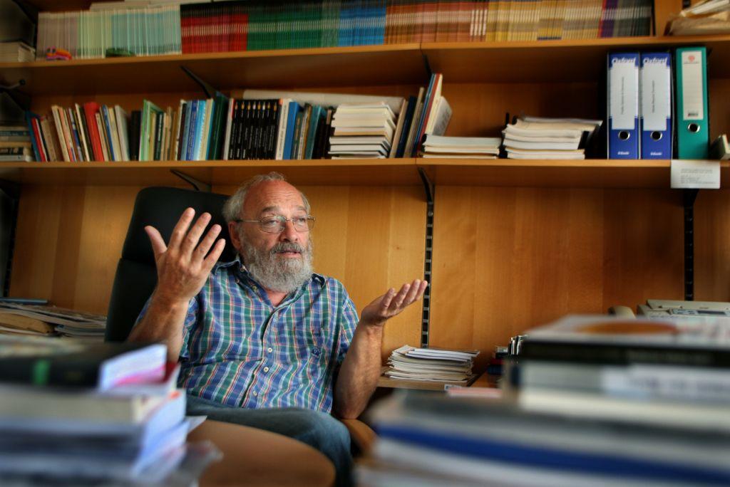 Slavko Splichal: »Apatija na univerzi me preseneča.«