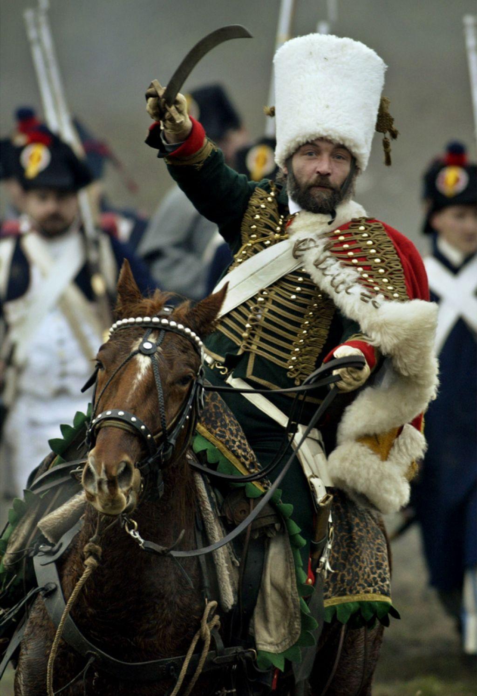 Kozaki se vračajo na Kavkaz