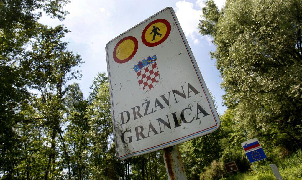 Na Hrvaškem obtožnica proti tihotapcem 469 ljudi v Slovenijo