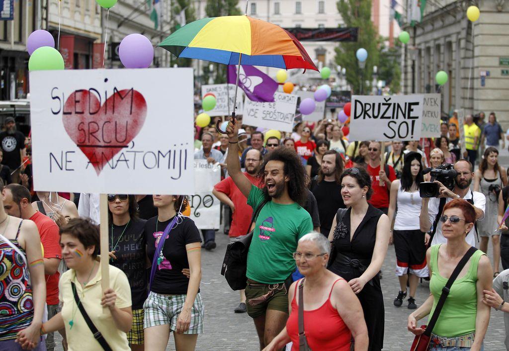 »Homofobija in transfobija sta del vsakdana«
