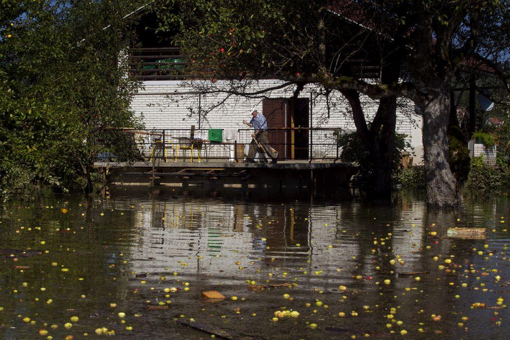 Za odpravo škode po lanskih poplavah še ni denarja