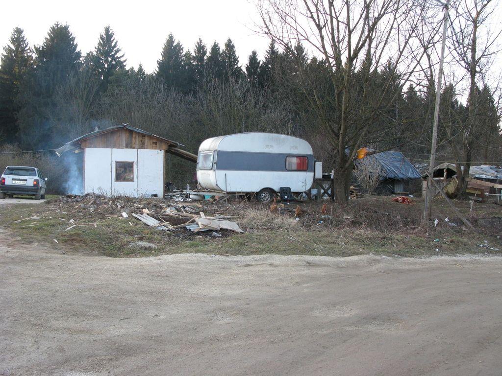 Novo mesto: Strah pred nemiri ob legalizaciji romskega naselja