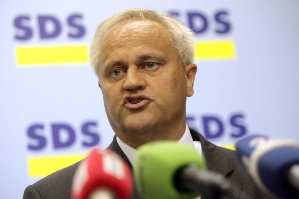 Poslanec Branko Marinič novembra pred sodišče