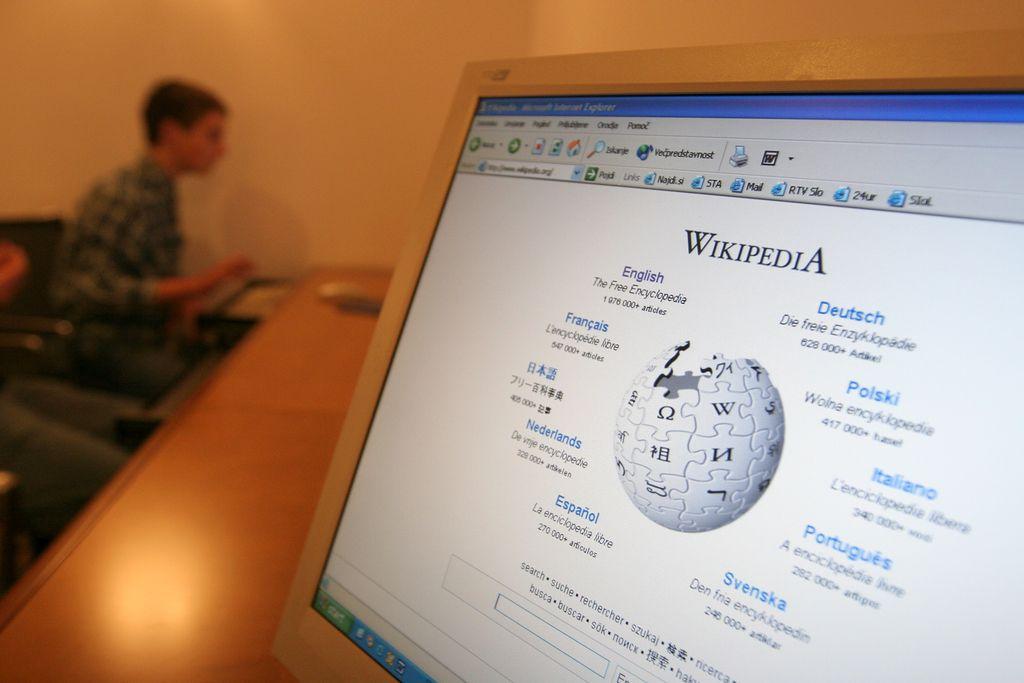 Wikipedia, religija in antisemitizem