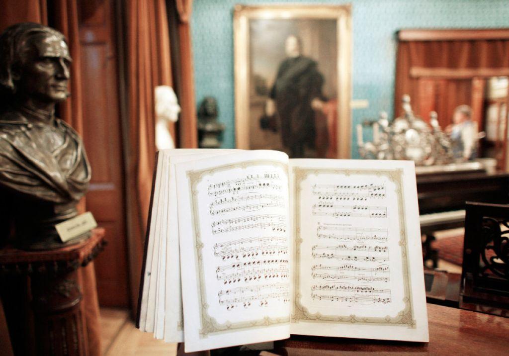 Franz Liszt: eden največjih problemov v glasbeni zgodovini