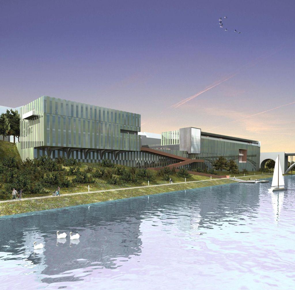 Začenja se gradnja medicinske fakultete v Mariboru