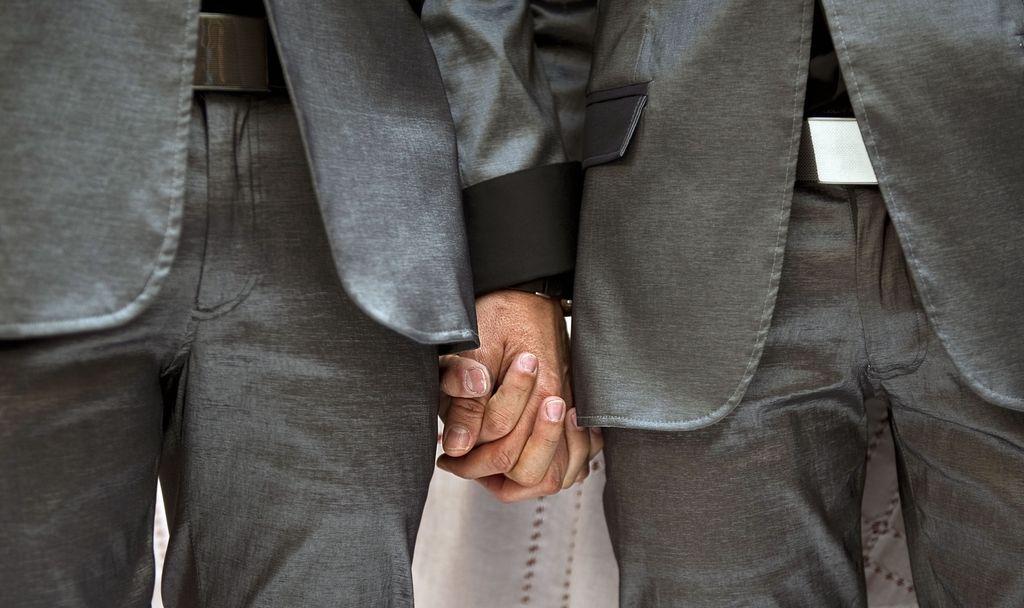 Sodišče EU s pomembno razsodbo za pravice homoseksualcev
