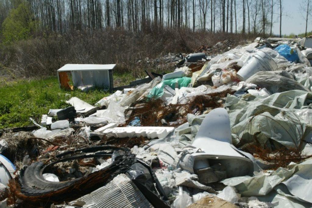 Kam s smetmi akcije Očistimo svet?