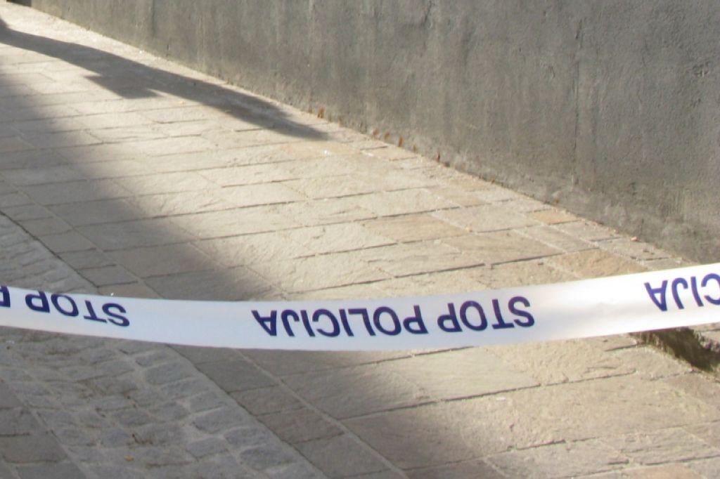 V ribniku v občini Gornji Petrovci našli mrtvega moškega
