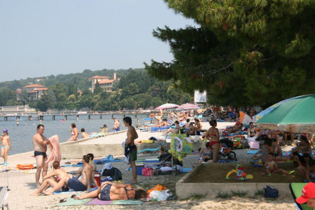 Kampi ob slovenski obali so lahko tudi urejeni in prijazni