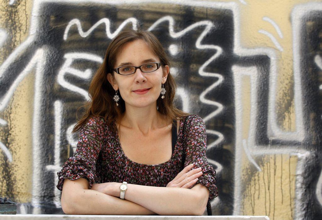 Sovretova nagrada 2011: Lavreata Jaroslav Skrušný in Nada Grošelj