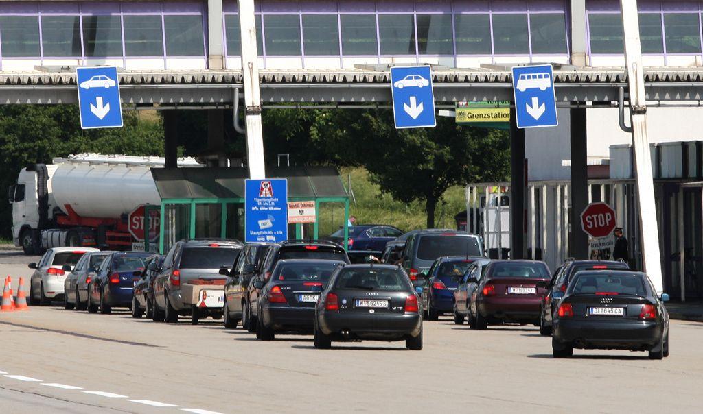 S 1. julijem na meji s Hrvaško skupen nadzor