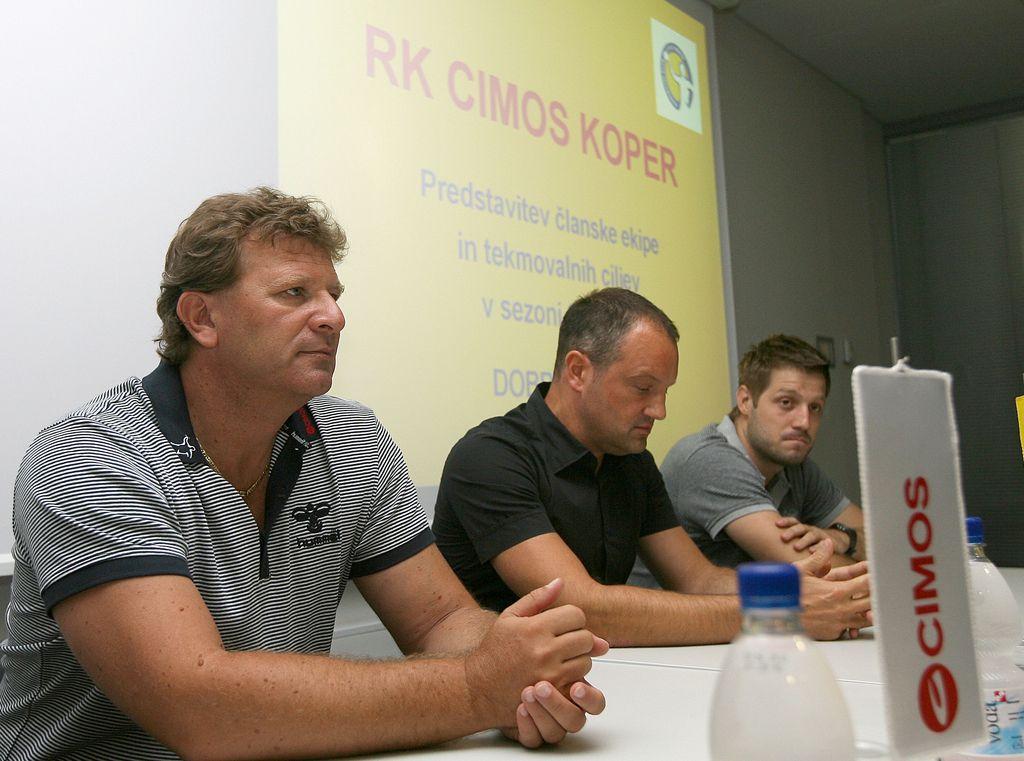 Koprski rokometaši se želijo prebiti v osmino finala lige prvakov