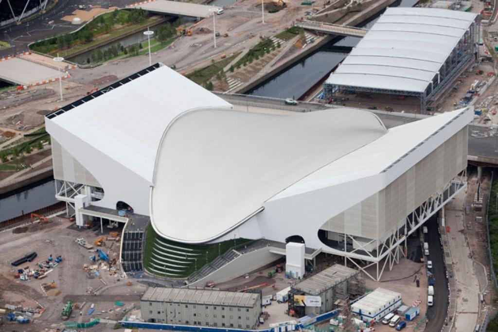 Arhitekturni dosežki londonskih olimpijskih iger 2012