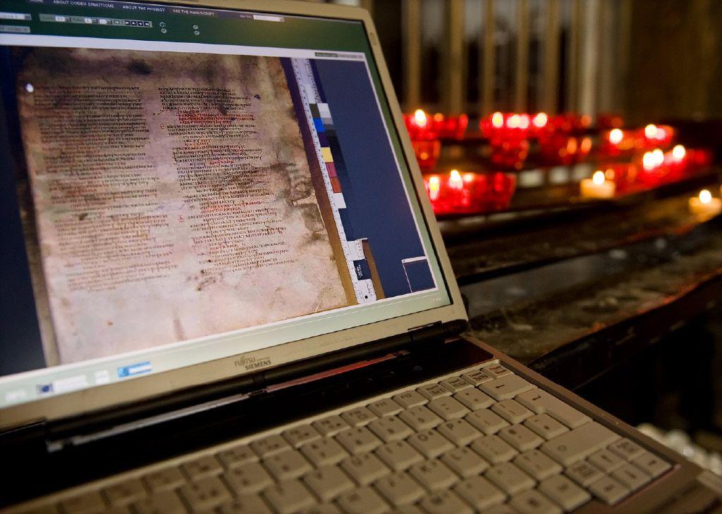 Avtorjev Biblije je bilo več