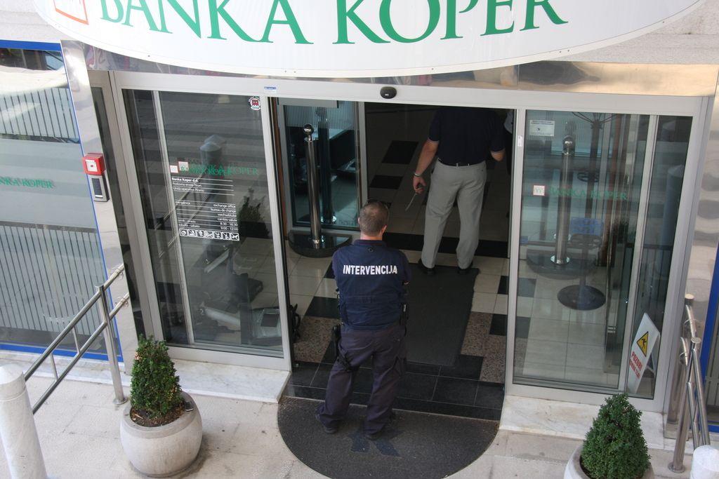 Banka Koper je podvojila čisti dobiček