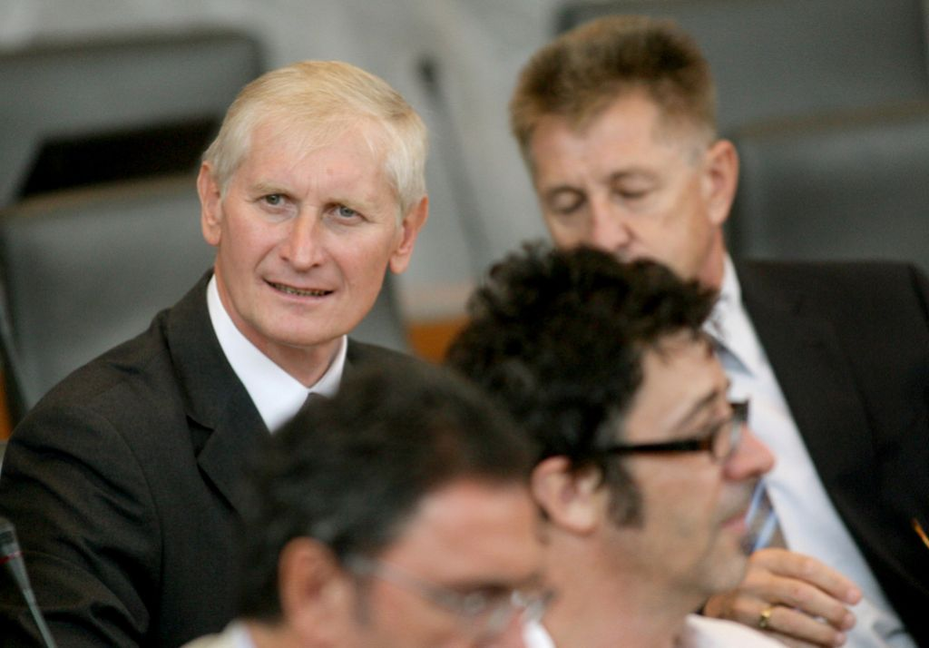 Ljubo Germič novi predsednik državnega zbora