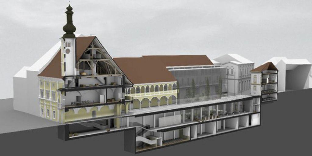 Knjižnica v Mariboru: roki bežijo, z njimi pa tudi obljubljeni milijoni