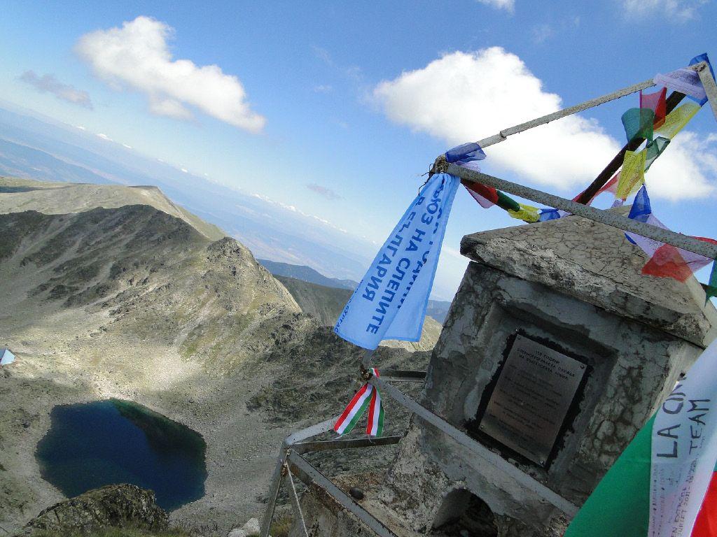 Musala - najvišji vrh Balkana