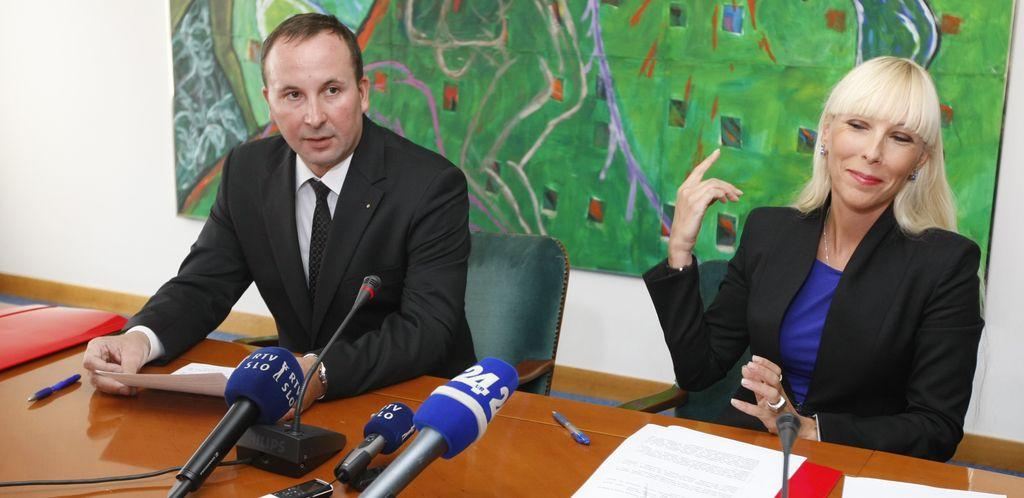 Komisija: brezplačnika ustanovljena za diskvalifikacijo političnih nasprotnikov