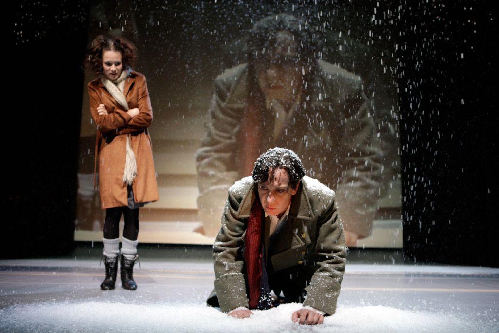 Ocena predstave: Don Juanov križev pot