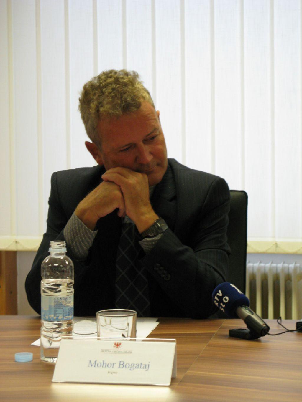 Kranjski župan Bogataj: Ne vem, kje je 620.000 evrov