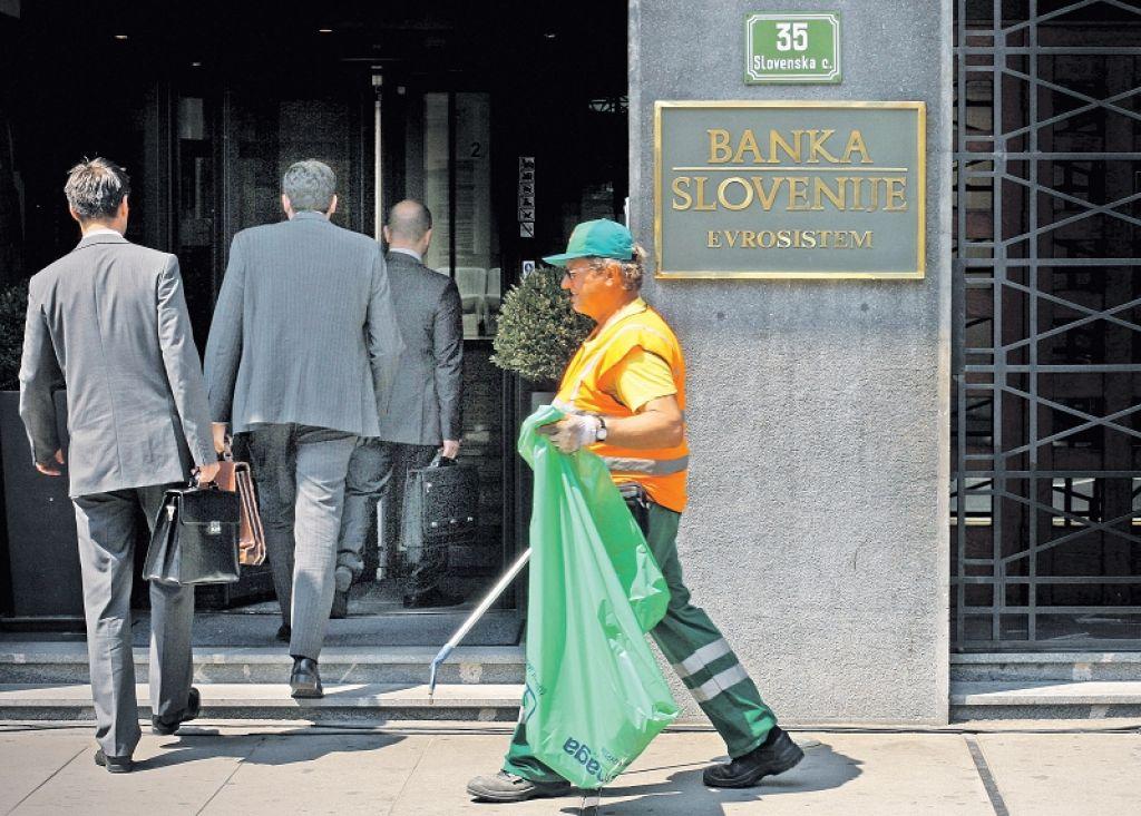 Slaba banka: možnost, ki je dražja za davkoplačevalce