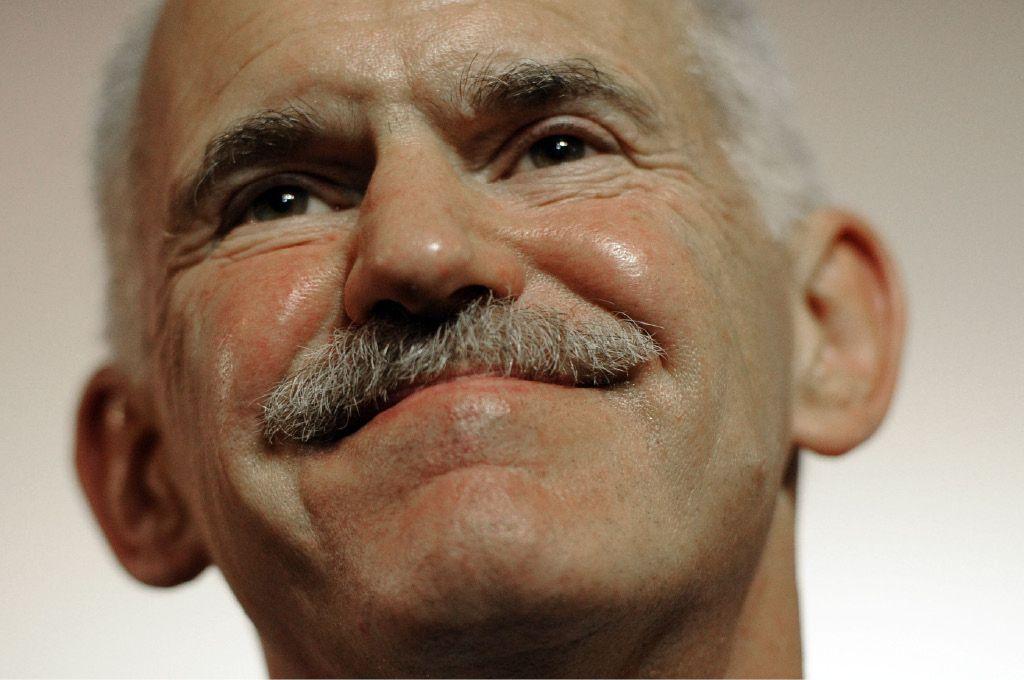 Portret tedna: Jorgos Papandreu